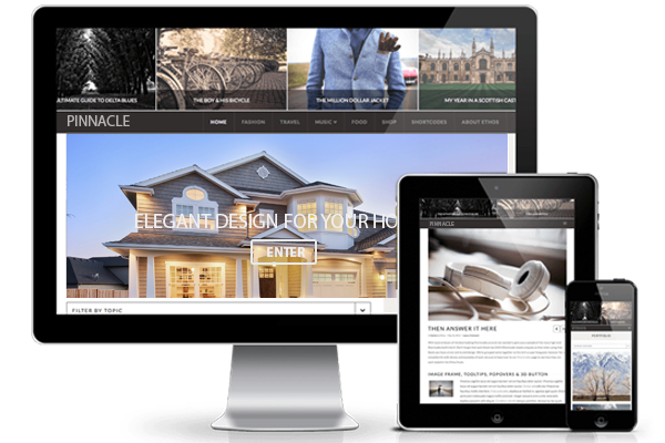 NTR Imagescapes Web Design